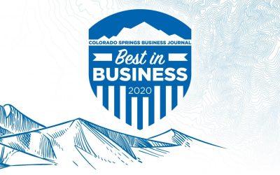 StratusIQ Voted Best in Colorado Springs!